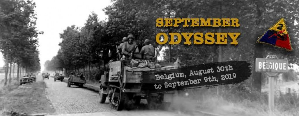 September Odyssey with the 2nd Armored in Europe